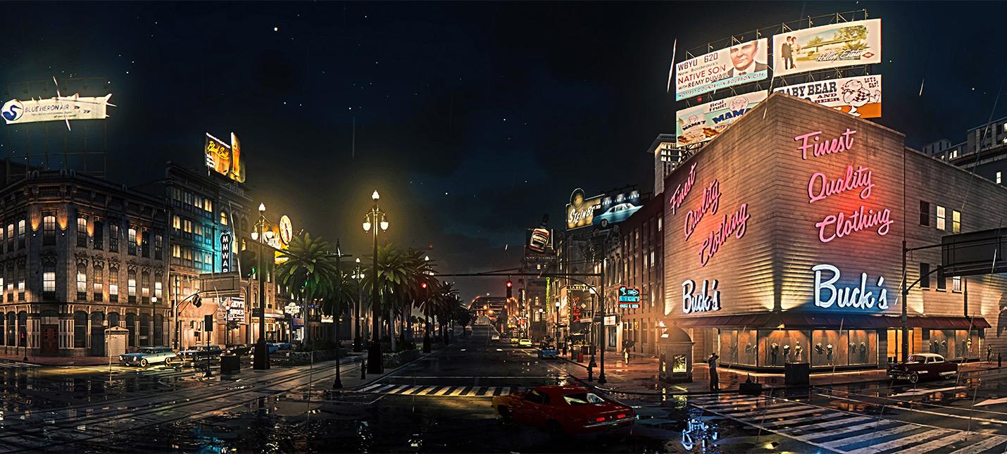 Mafia 4 могла бы развиваться в Лас-Вегасе 70-ых