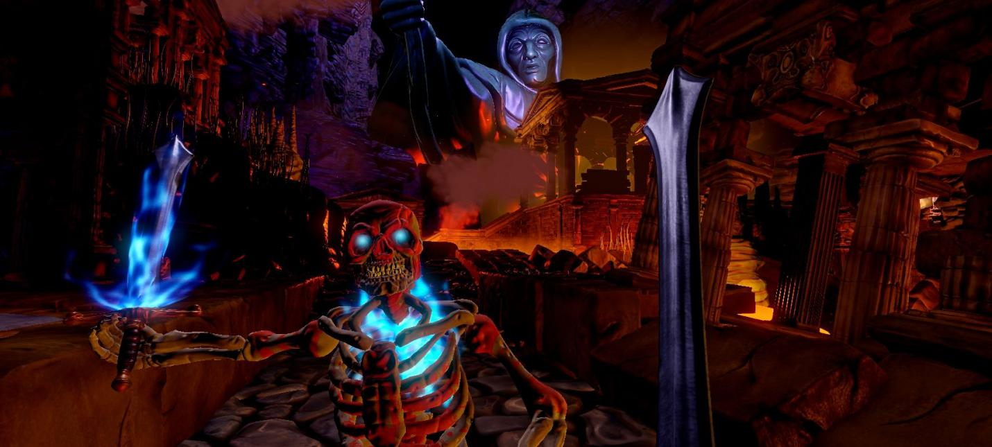 Новый трейлер Underworld Ascendant — духовной наследницы Ultima Underworld