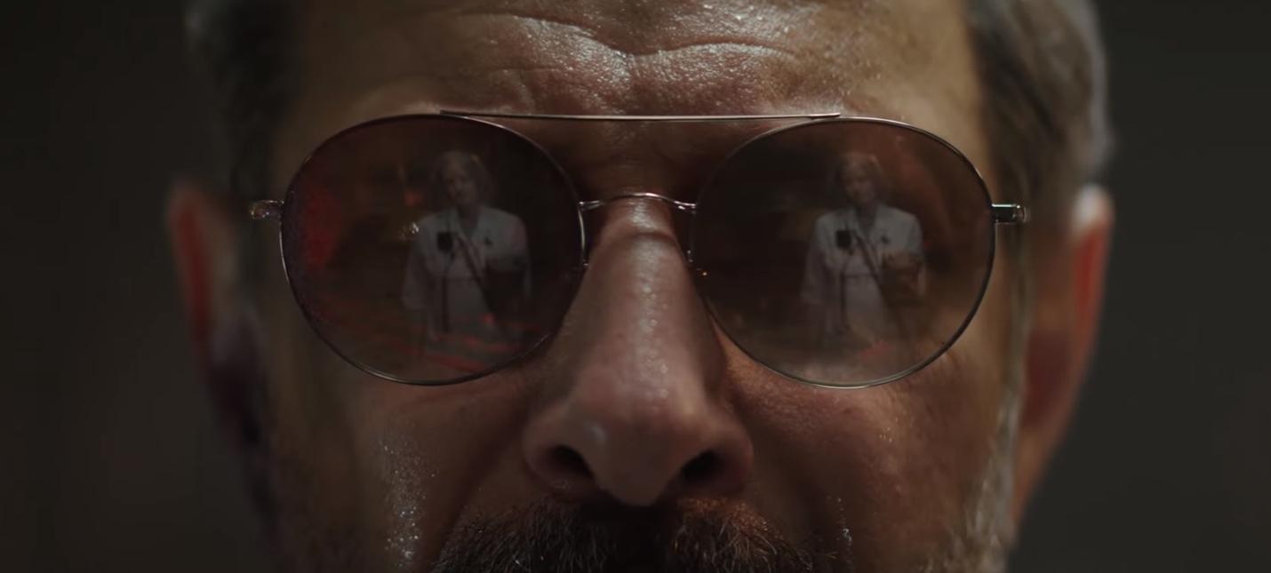 Джефф Голдблюм в роли злодея в первом трейлере фильма Hotel Artemis