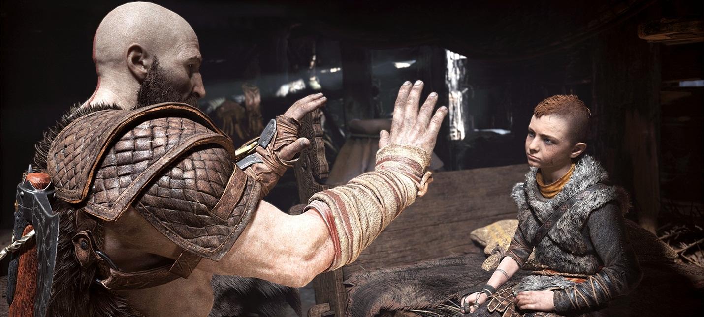 Кори Барлог планировал вырезать Атрея из God of War