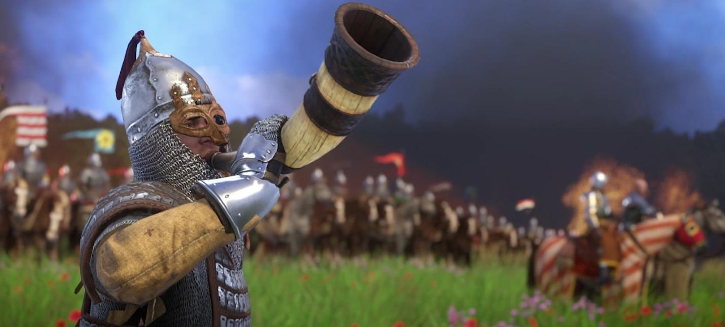Дэн Вавра о Kingdom Come: Мы хотели сделать Red Dead Redemption с мечом