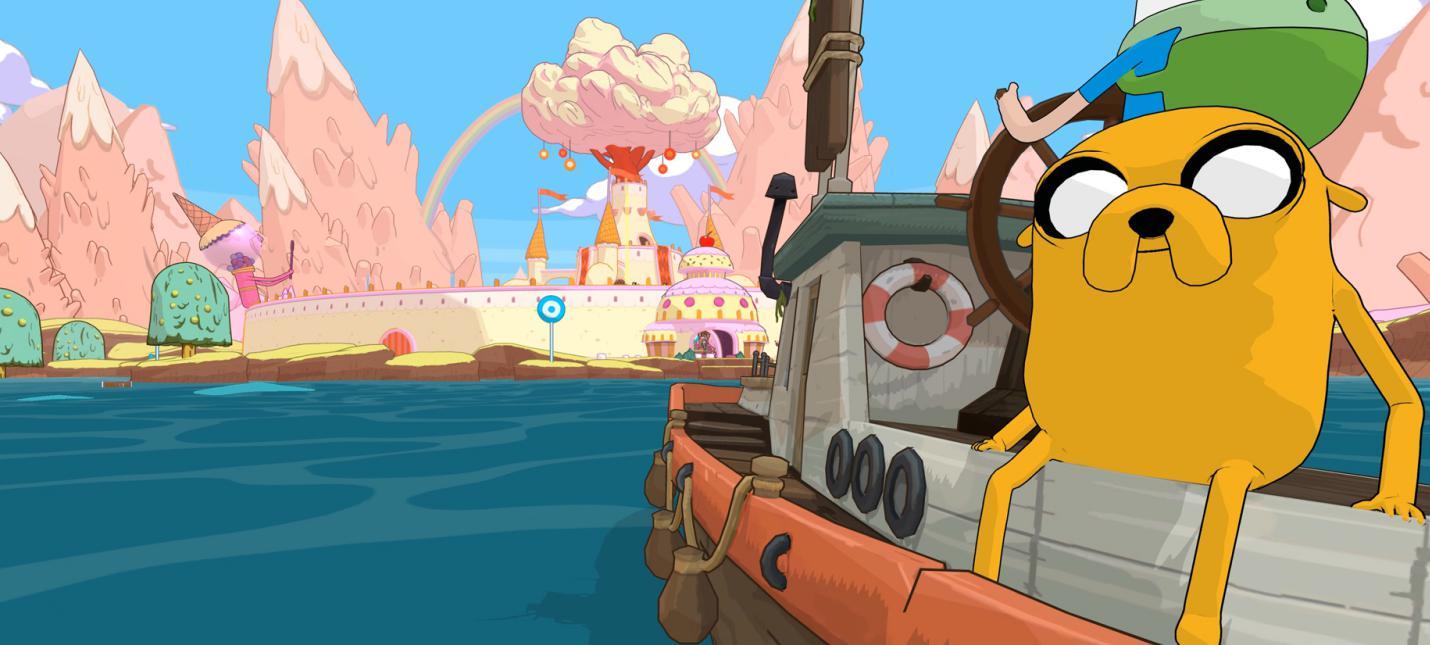 Релиз Adventure Time: Pirates of the Enchiridion отложен на неопределенный срок