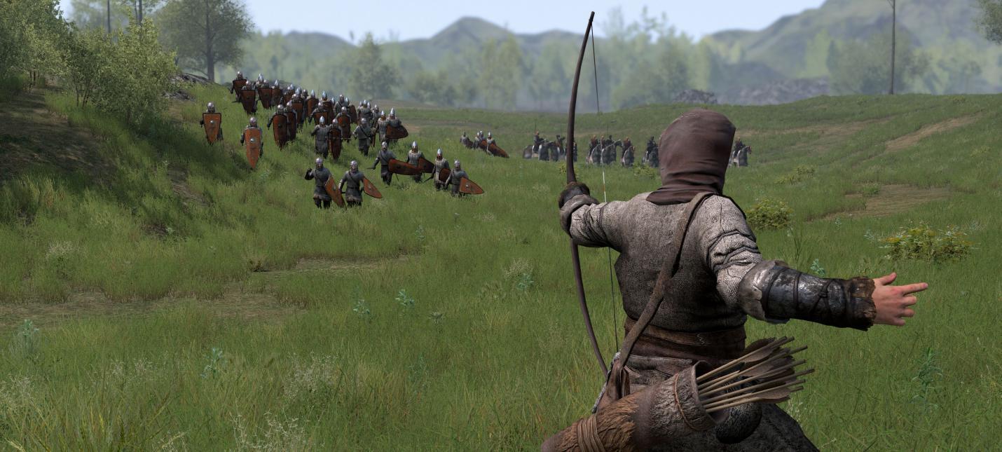 Разработчики Mount & Blade 2: Bannerlord показали оружие ближнего и дальнего боя
