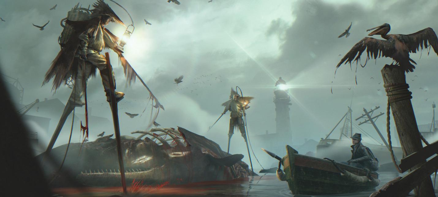 На прохождение The Sinking City уйдет 30-40 часов