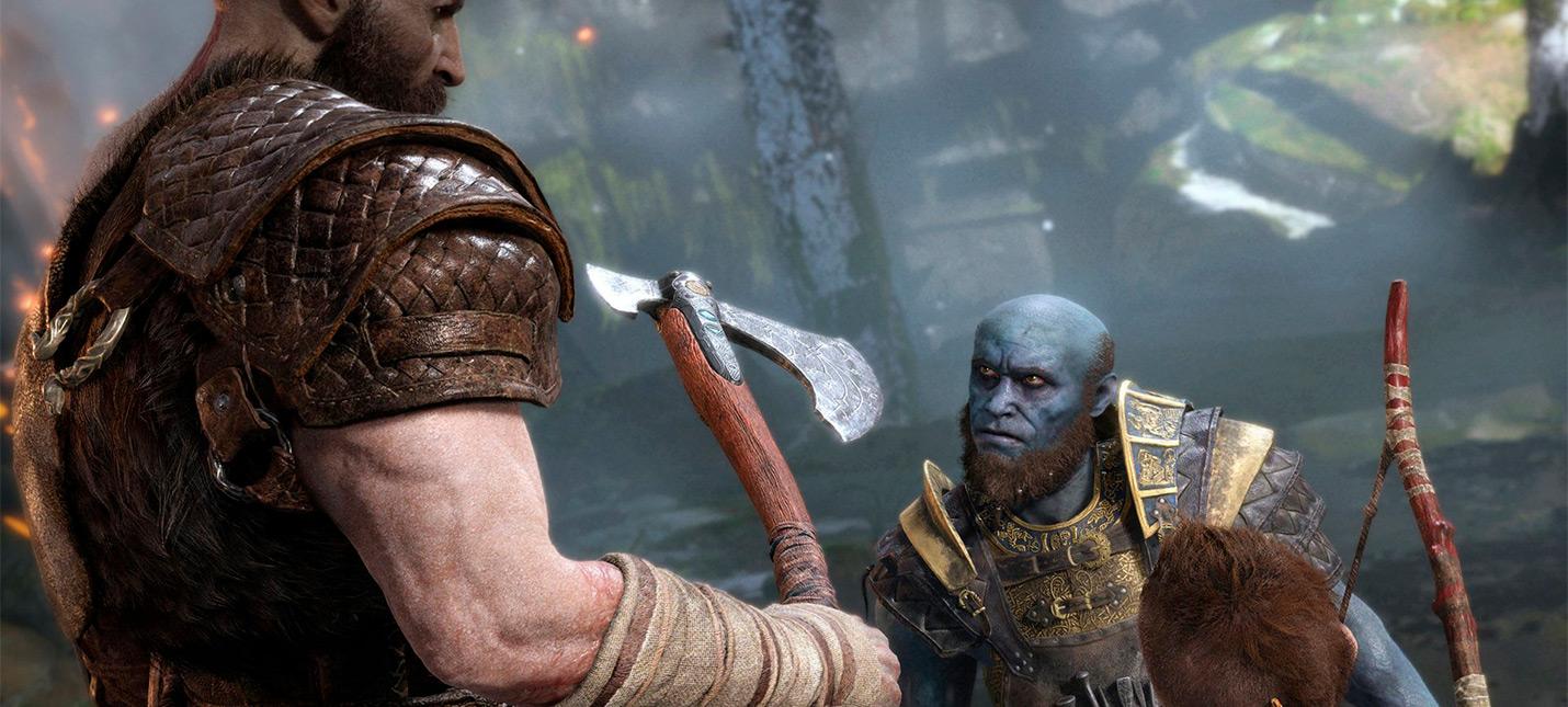 В голове Кори Барлога есть еще пять игр God of War