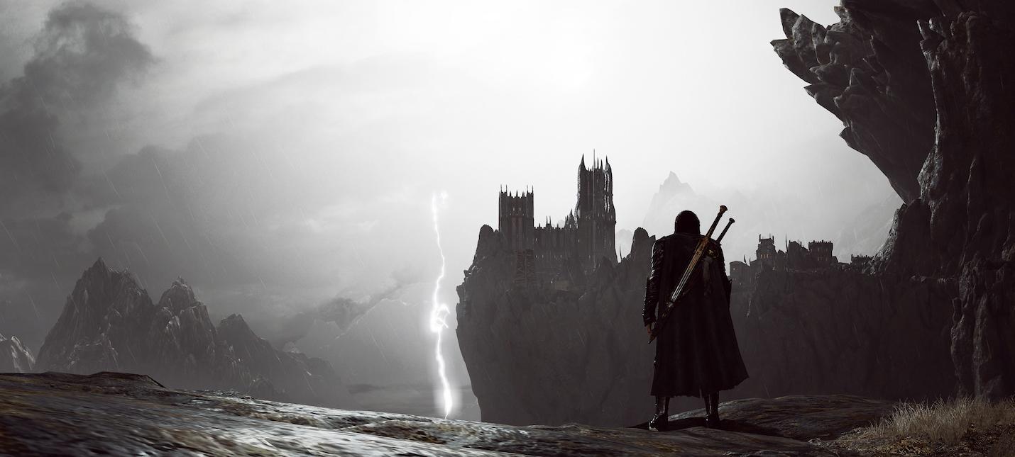 Вступительный ролик сюжетного дополнения для Middle-earth: Shadow of War