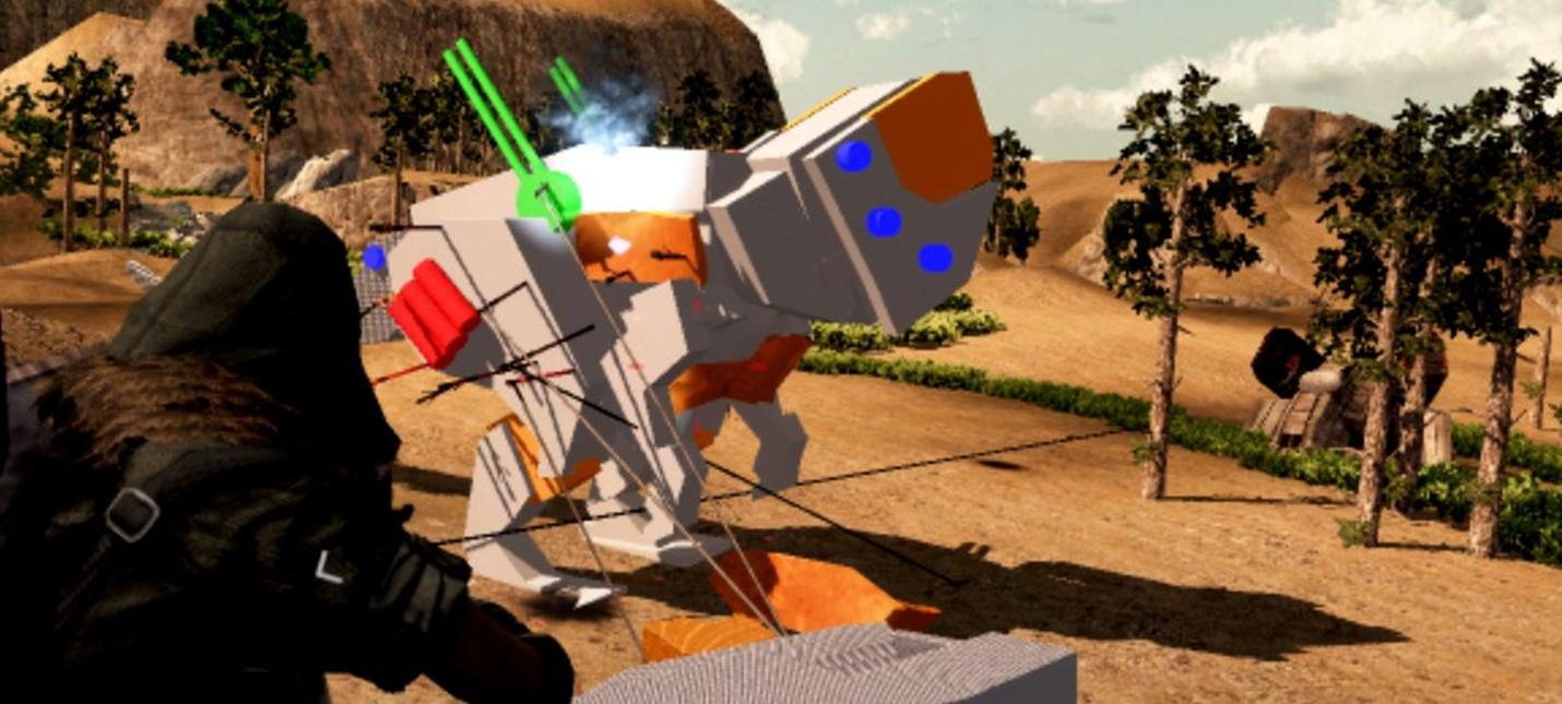 Разработчик Horizon: Zero Dawn показал первый прототипы игры из 2011 года