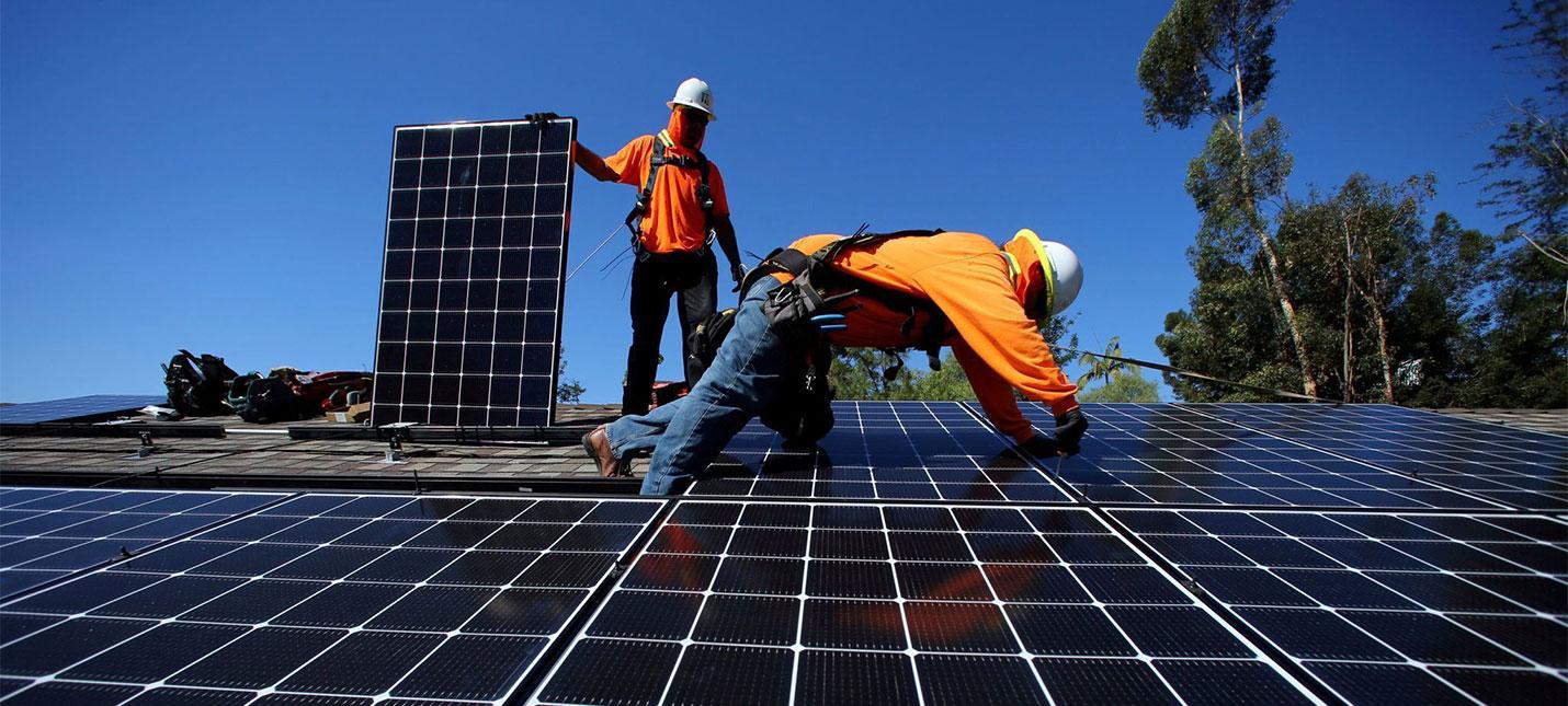 Все дома в Калифорнии обяжут оснащать солнечными панелями