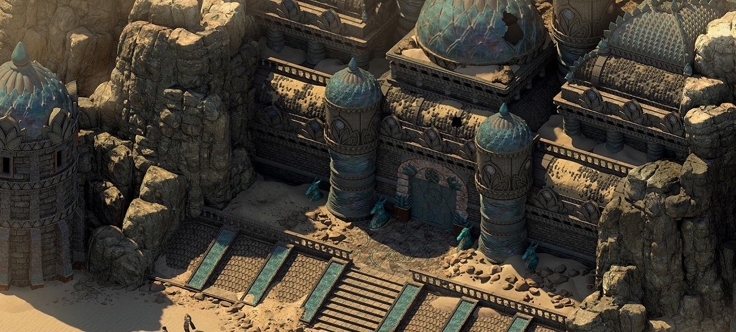 Релизный стрим Pillars of Eternity 2: Deadfire