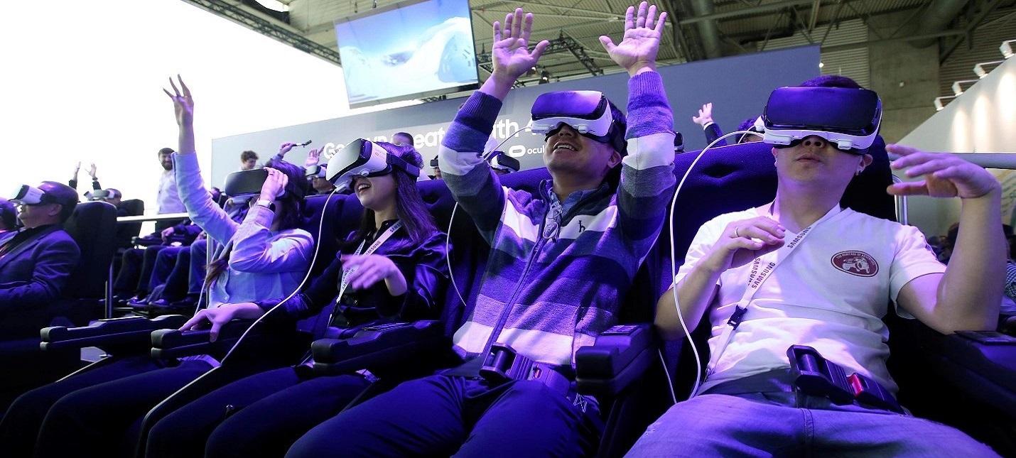 В Южной Корее виртуальная реальность станет основой кинотеатров