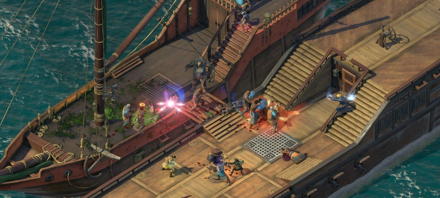 Гайд по улучшению корабля в Pillars of Eternity 2: Deadfire