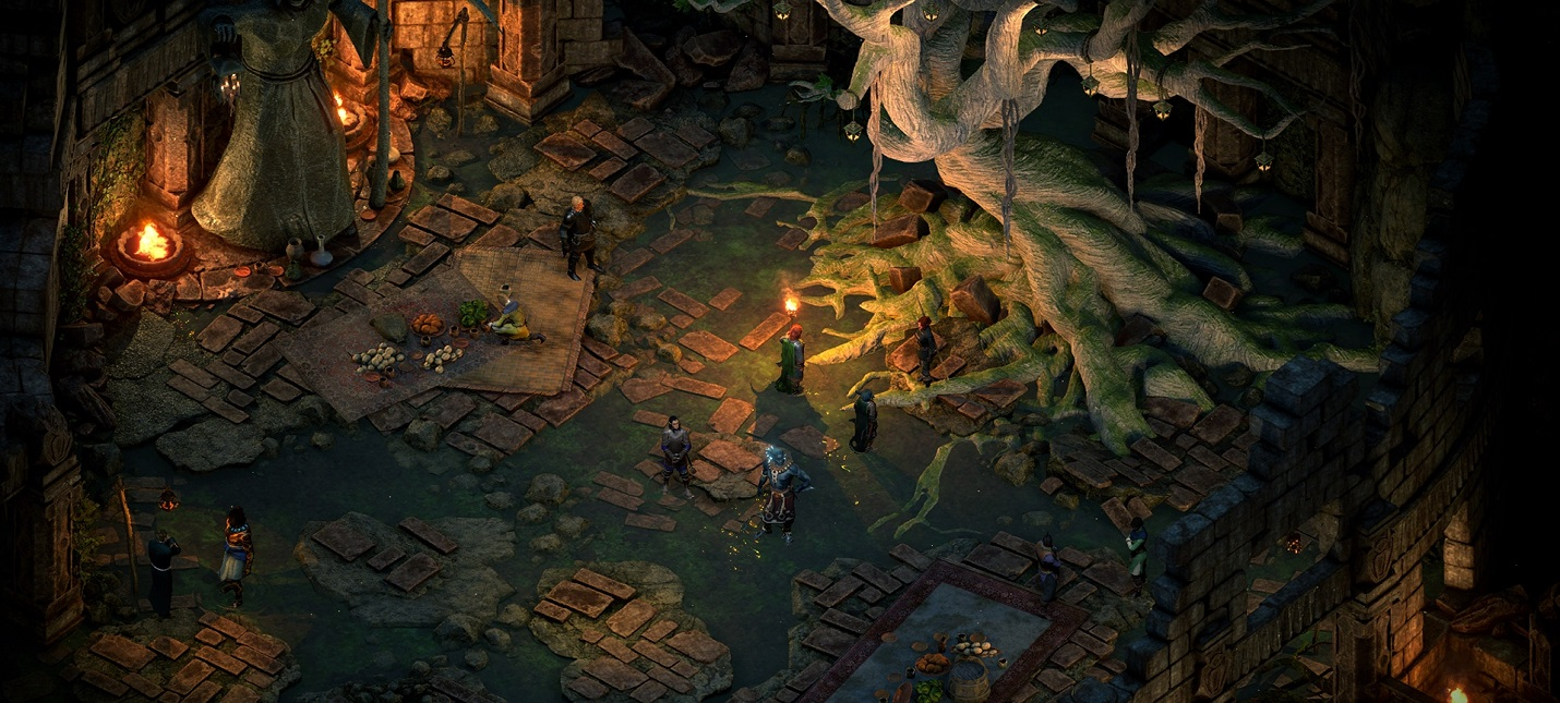 Консольные команды Pillars of Eternity 2: Deadfire
