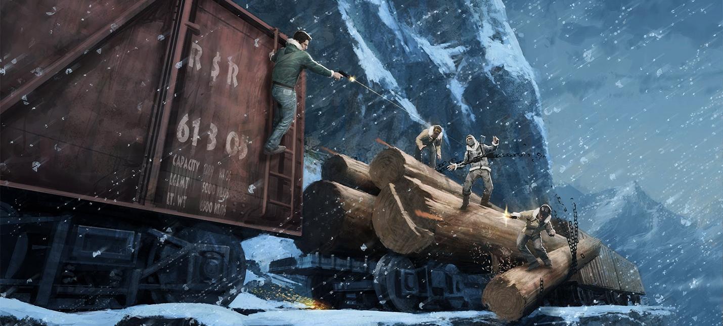Секреты гейм-дизайна: как создавался уровень с поездом Uncharted 2