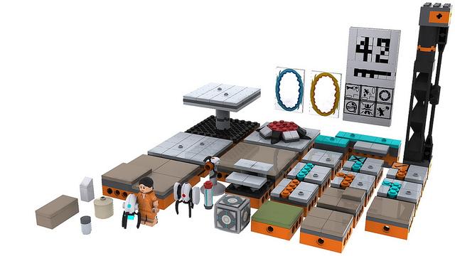 скачать игру лего портал 2 - фото 2