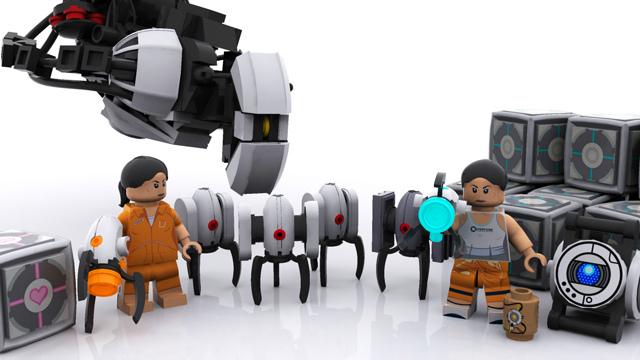 скачать игру лего портал 2 - фото 7