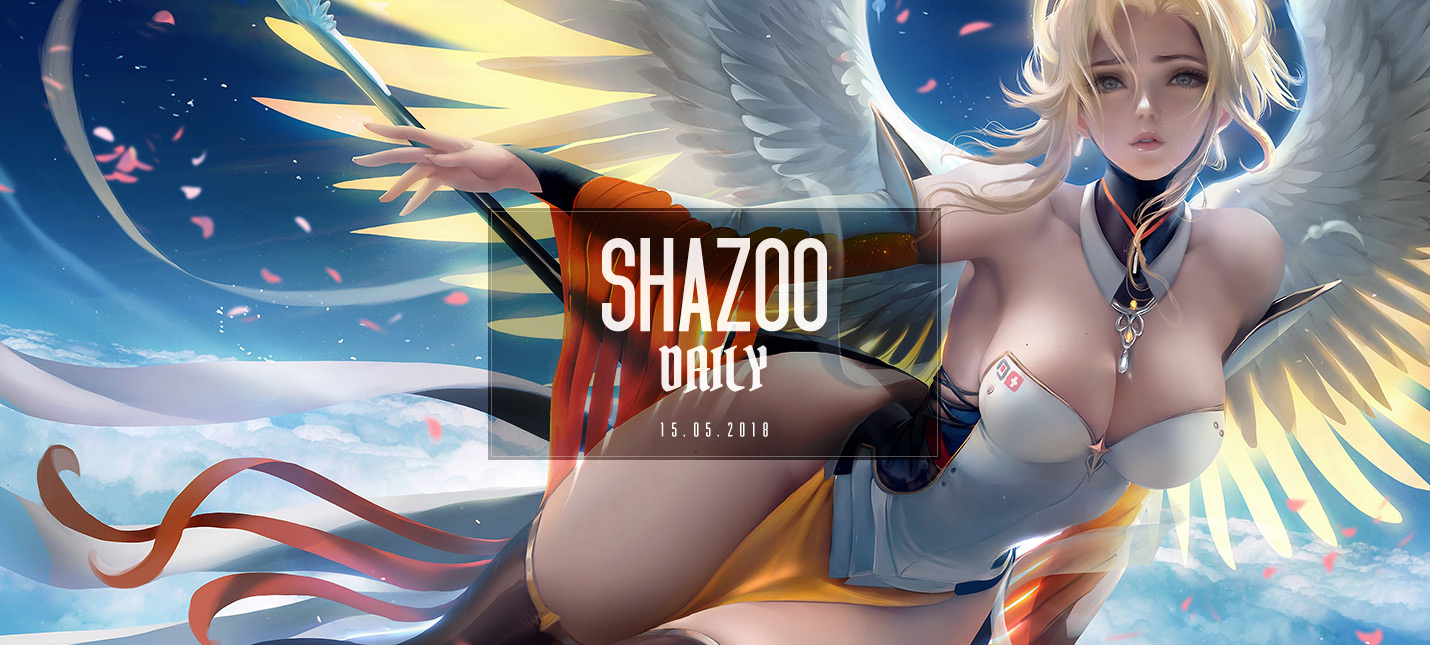 Shazoo Daily: Игроки Overwatch, миллионы их!