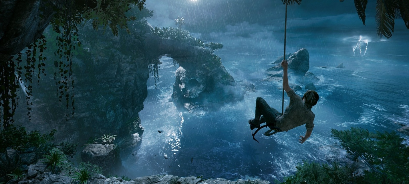 Нас ждет что-то интересное про Shadow of the Tomb Raider на E3 2018