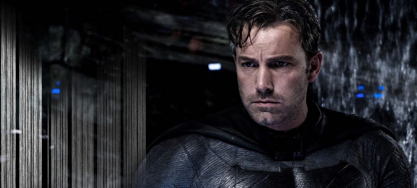 Слух: Бен Аффлек хочет сохранить за собой роль Бэтмена