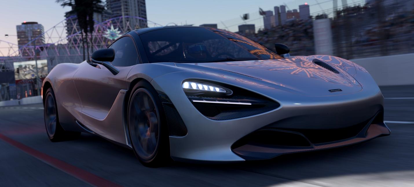 Project CARS получит мобильный спин-офф