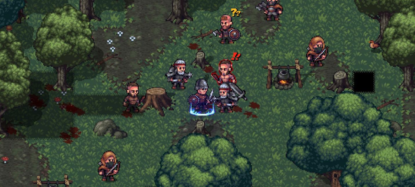 Российская RPG Stoneshard вышла на Kickstarter
