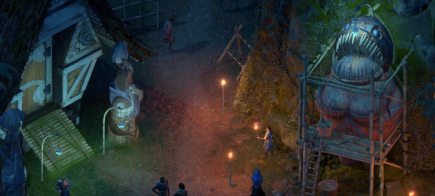 Гайд по Pillars of Eternity 2 — уровневая система