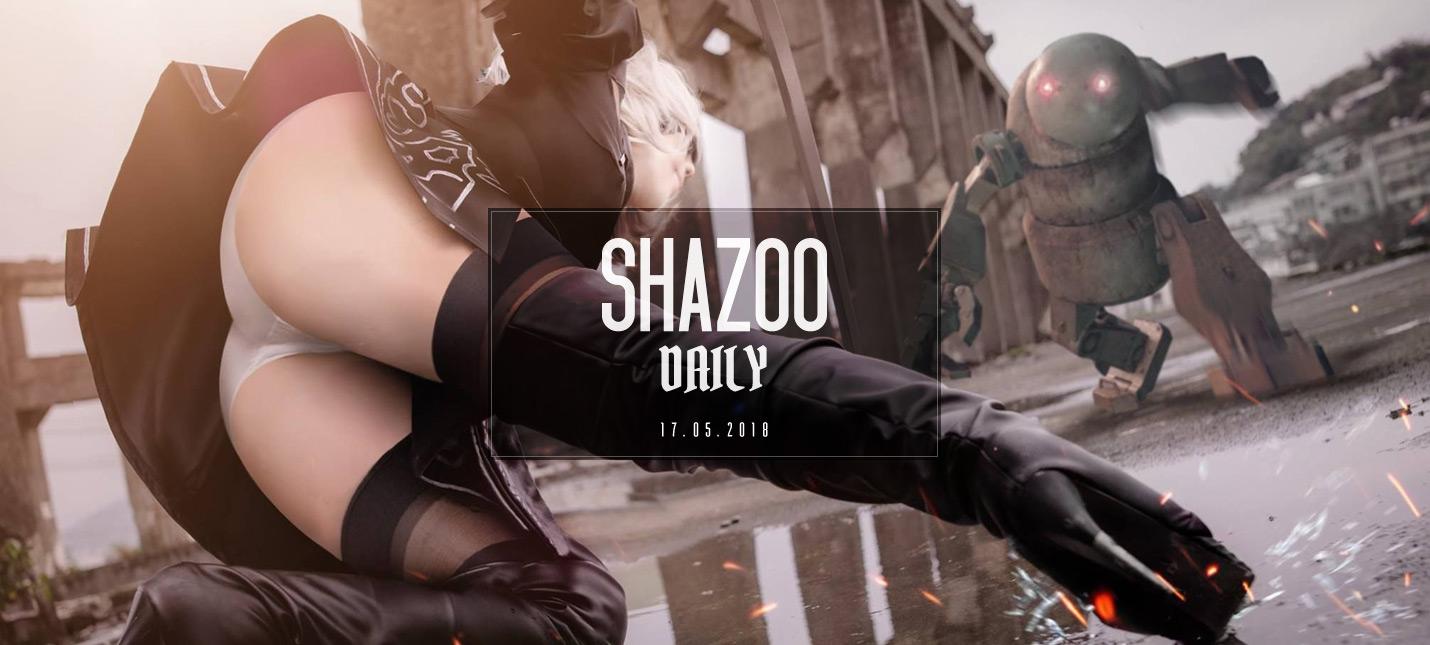 Shazoo Daily: 2B or not 2B