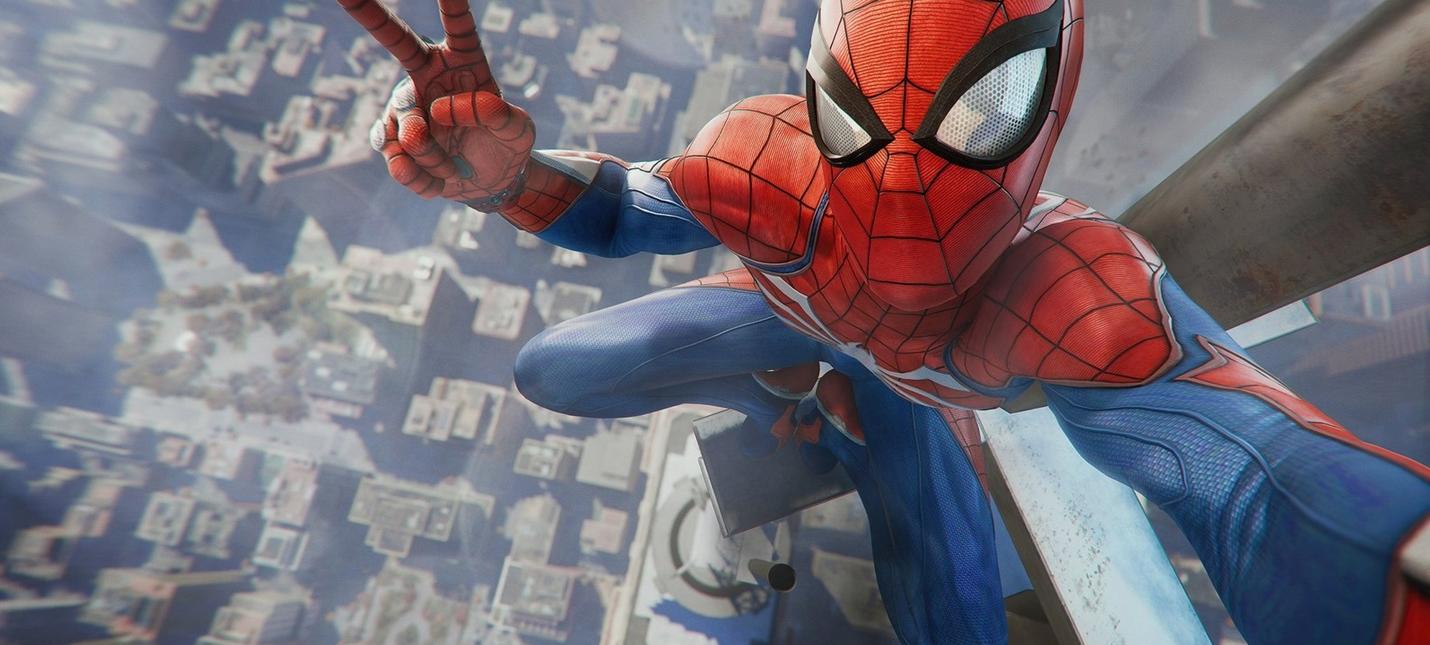 Человек-паук приземлился в Лос-Анджелесе за месяц до Е3