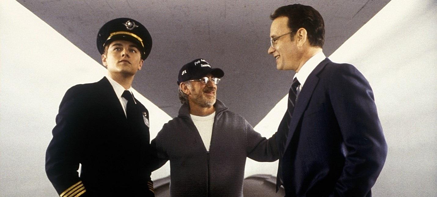 Леонардо ДиКаприо и Спилберг объединяются для создания фильма
