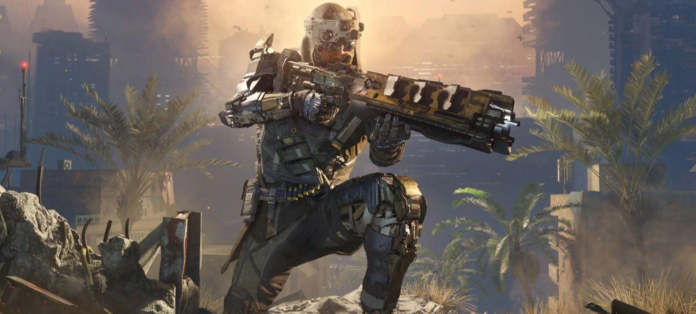 Час геймплея Call of Duty: Black Ops 4