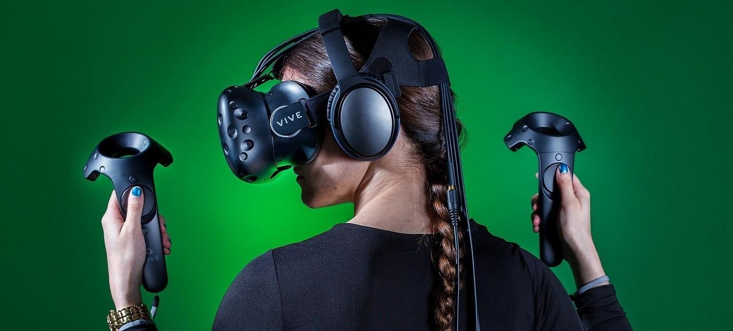"""HTC: """"Первому игроку приготовиться"""" вызвал большой интерес к VR в Китае"""