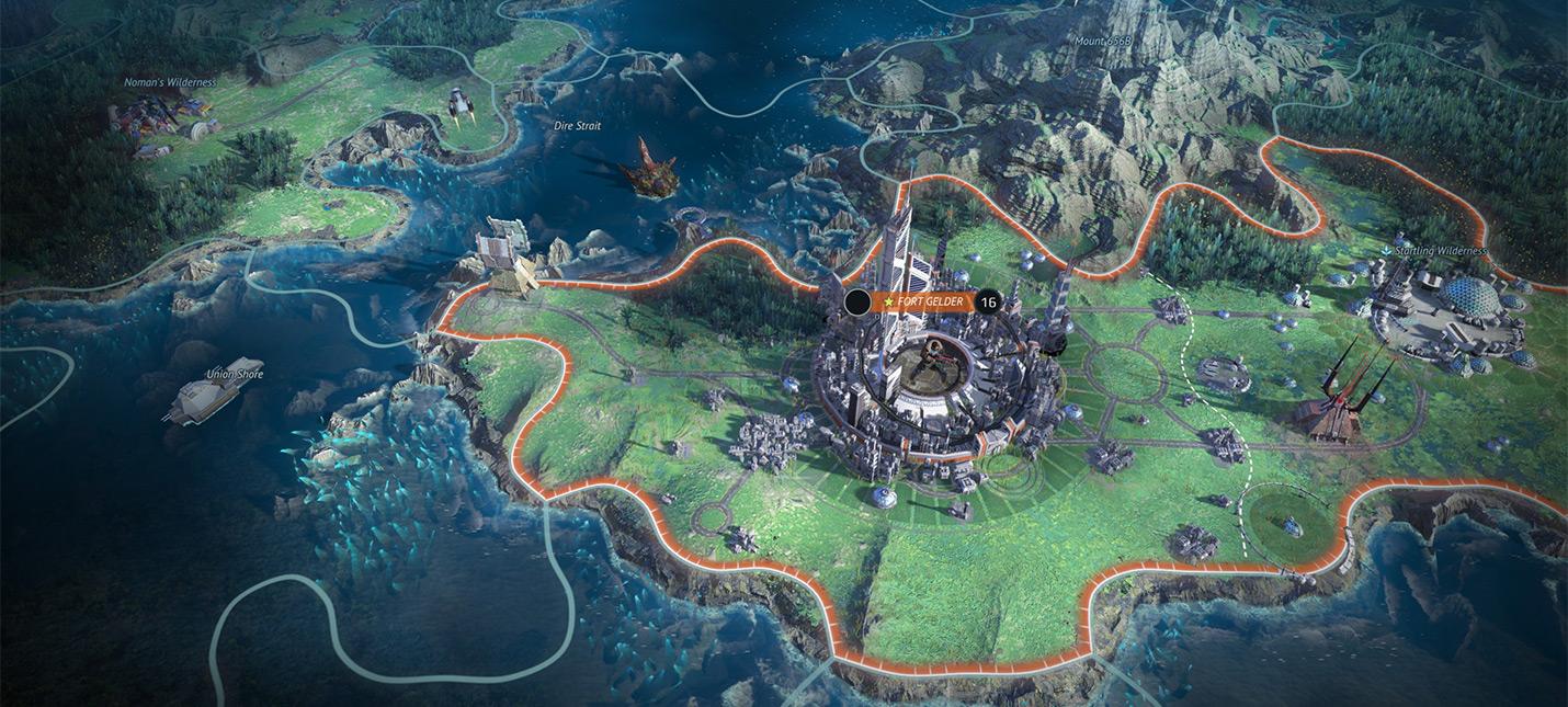 PDXCON 2018: Анонс Age of Wonders: Planetfall