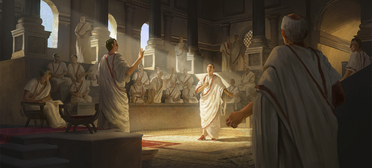 PDXCON 2018: Анонс Imperator: Rome