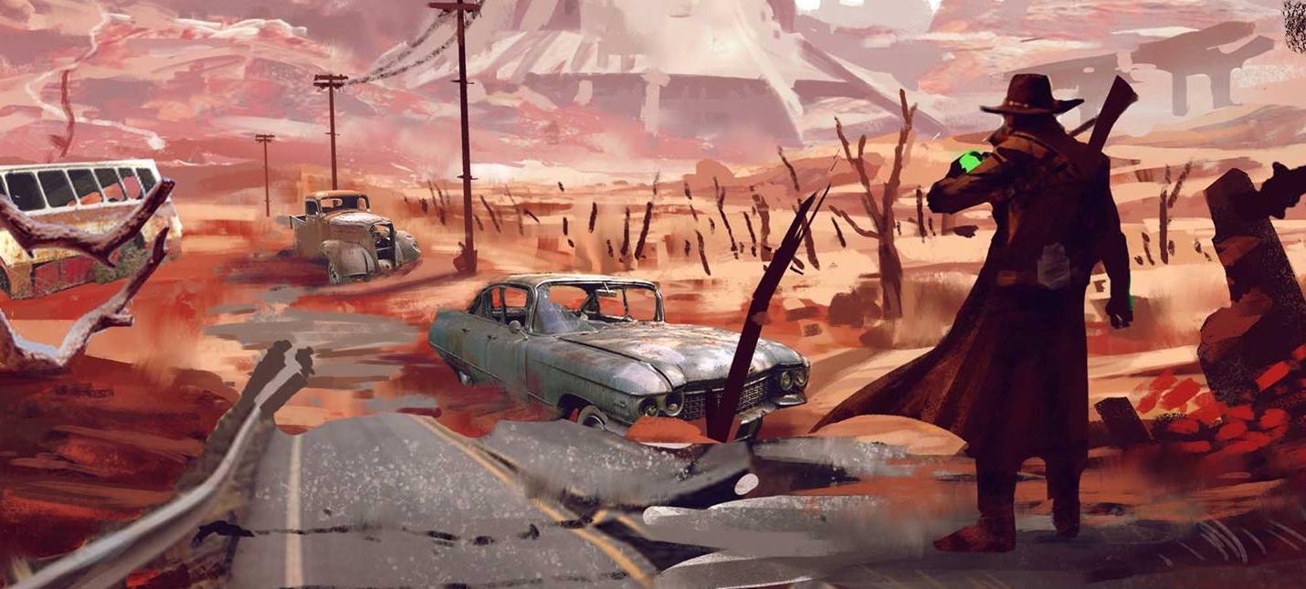 Дебютный тизер масштабного мода Cascadia для Fallout 4