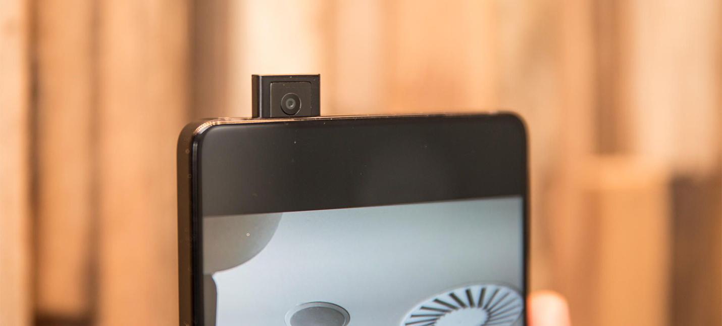Vivo показала действительно безрамочный смартфон