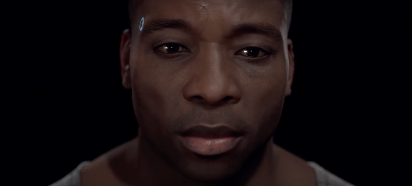 Luther — третья короткометражка Detroit: Become Human