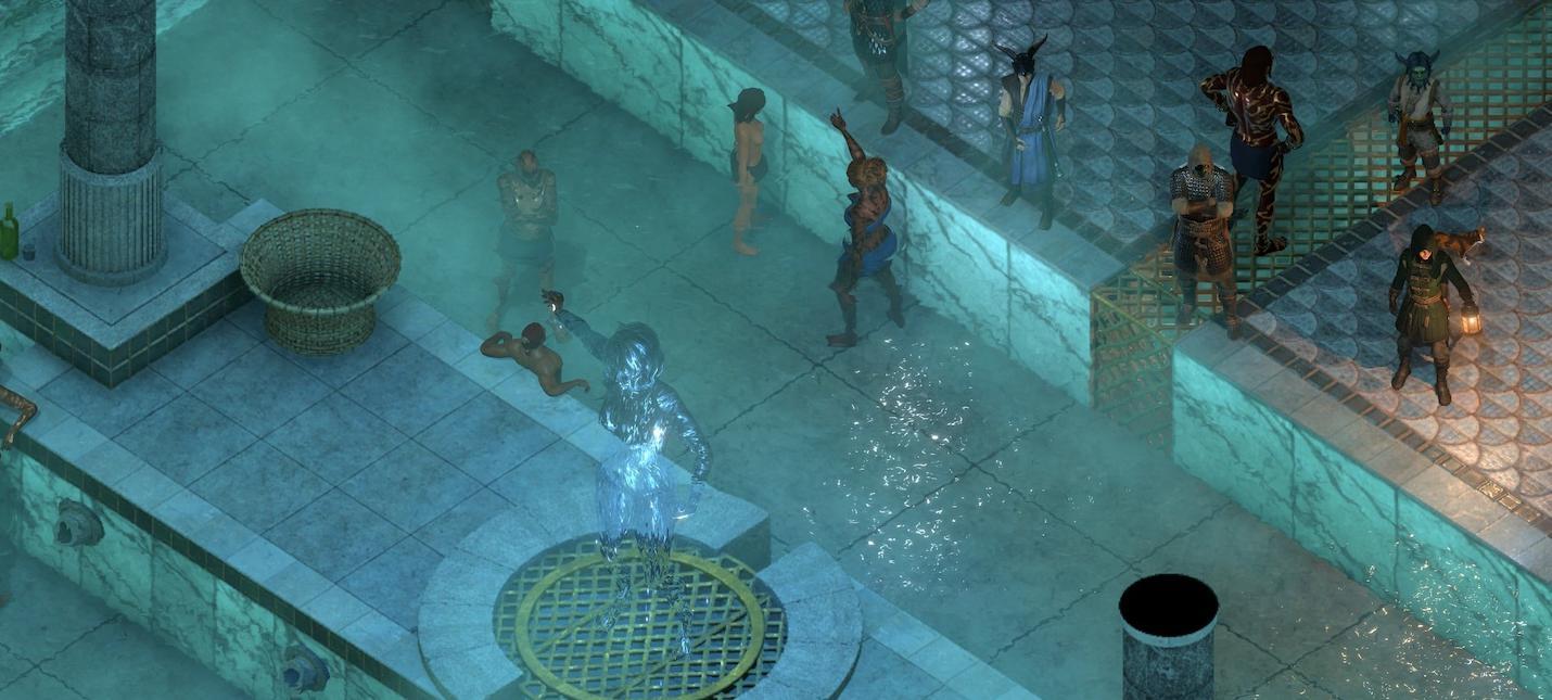 Для Pillars of Eternity 2 вышло дополнение Rum Runner's Race