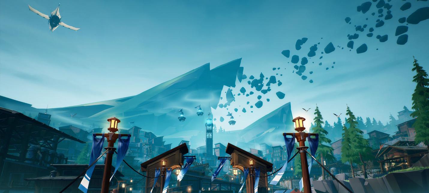 Dauntless достигла миллиона зарегистрированных игроков со стартом открытой беты