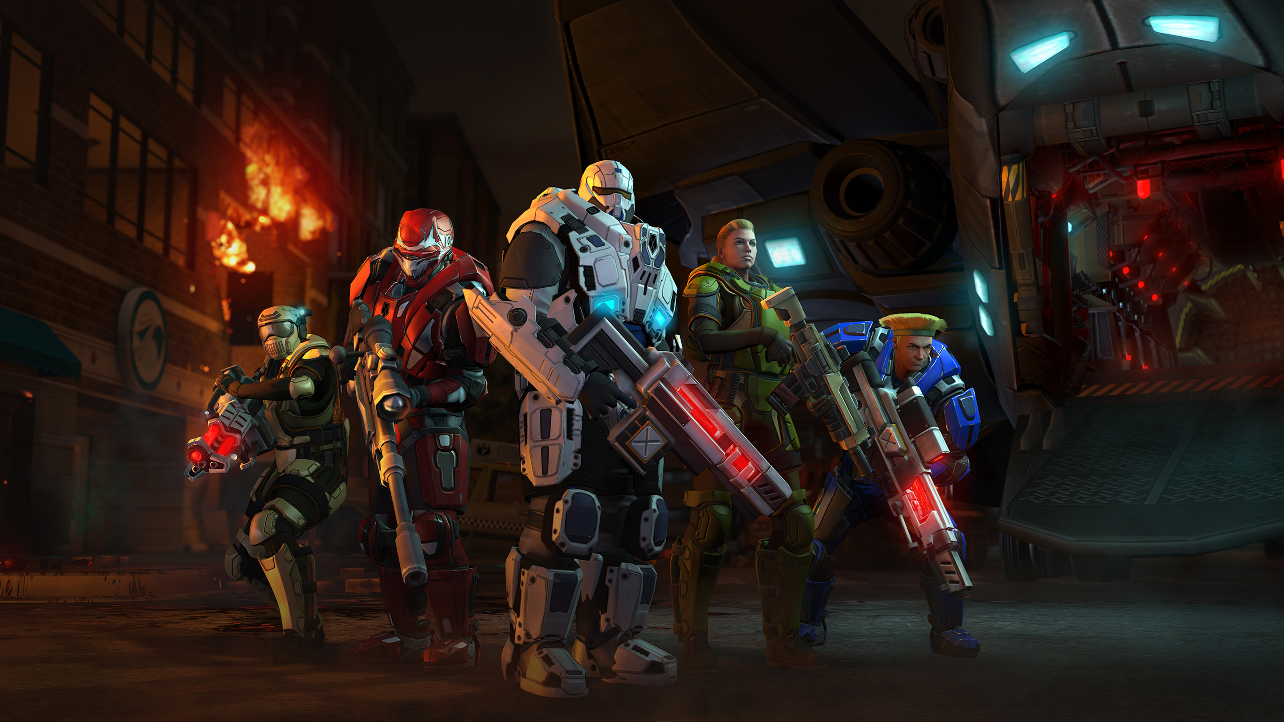 Elite Soldier Pack – бонус за предзаказ XCOM: Enemy Unknown - Shazoo