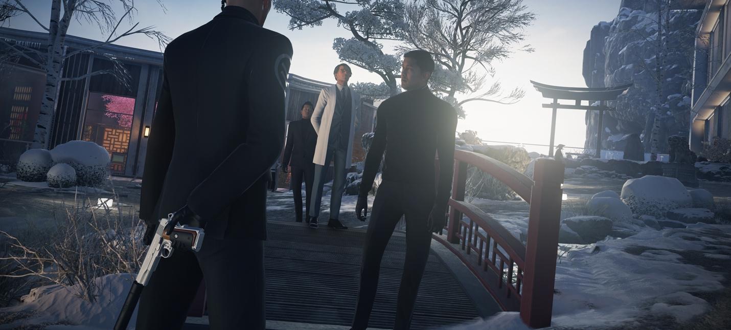 Разработчики Hitman тизерят анонс в понедельник