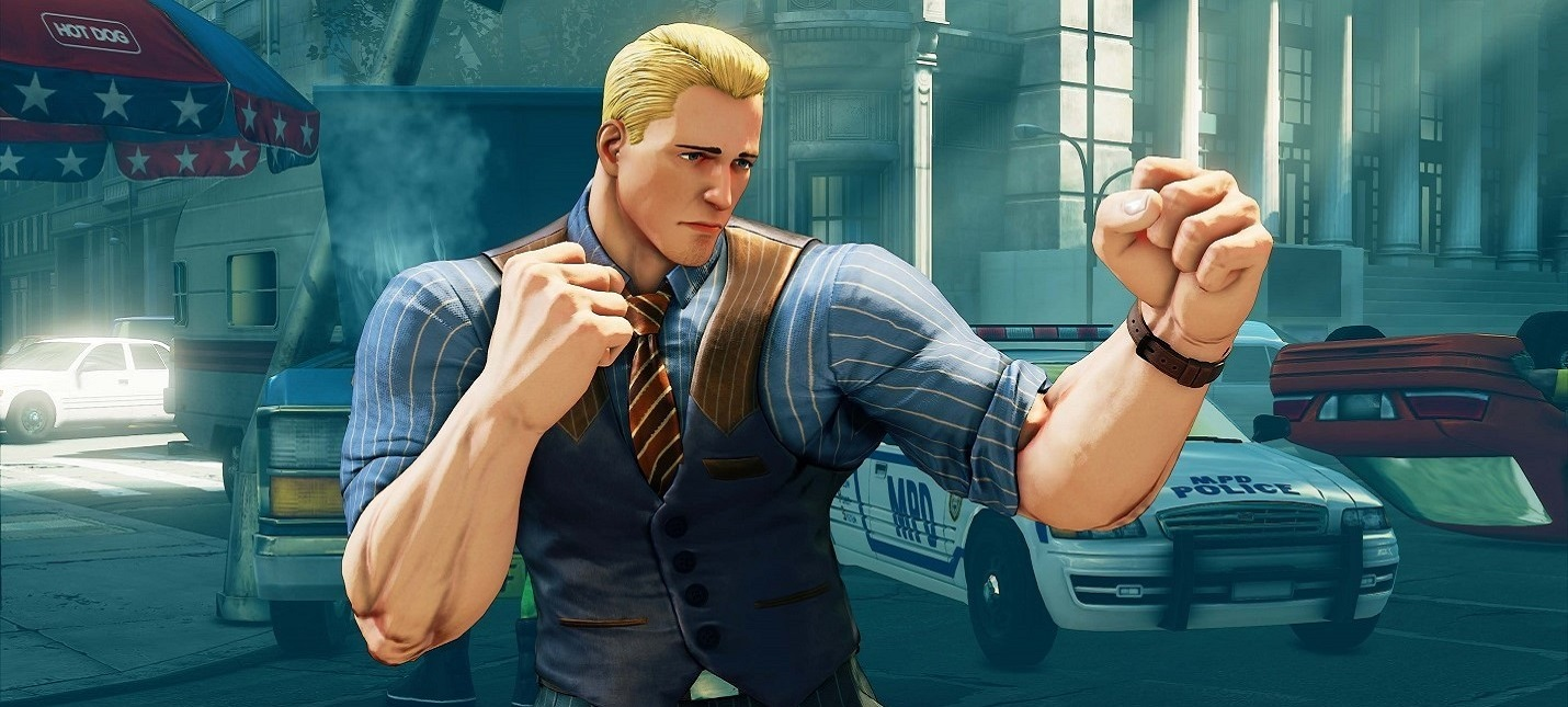 Cody — новый персонаж Street Fighter V: Arcade Edition
