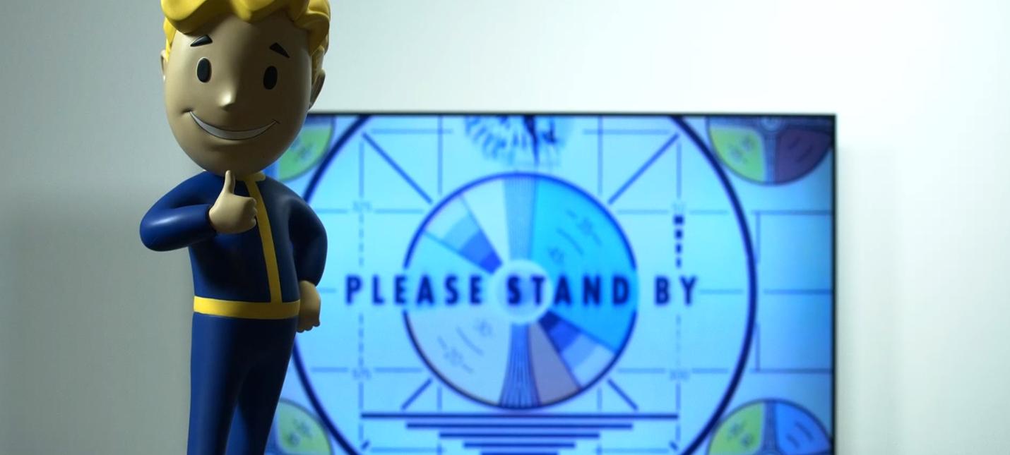 Новую Fallout разрабатывает не Obsidian
