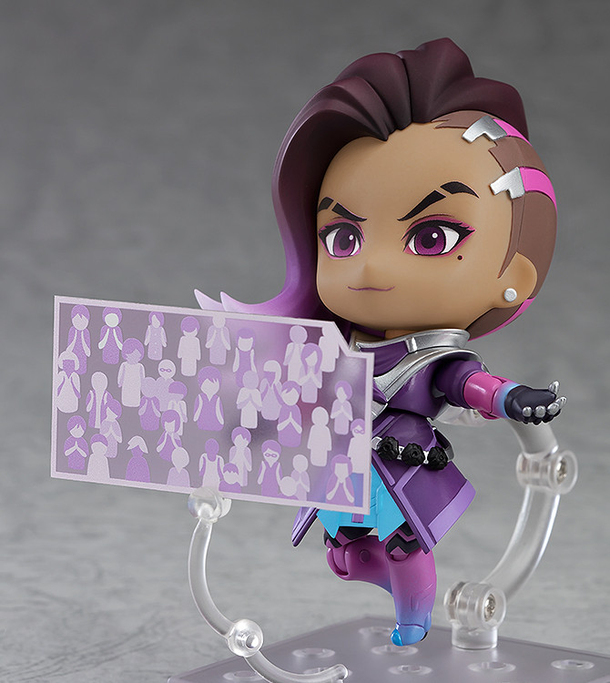Сомбра из Overwatch получила собственную нендороид-фигурку
