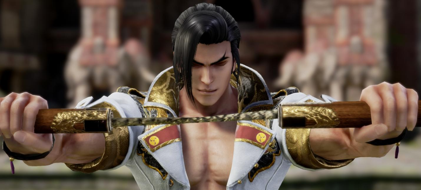 Скриншоты и трейлер нового бойца SoulCalibur VI – Макси