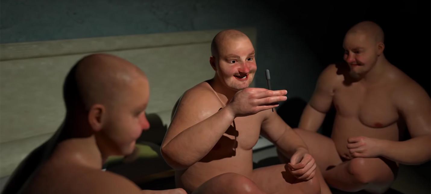 Какой-то адский кошмар от Adult Swim