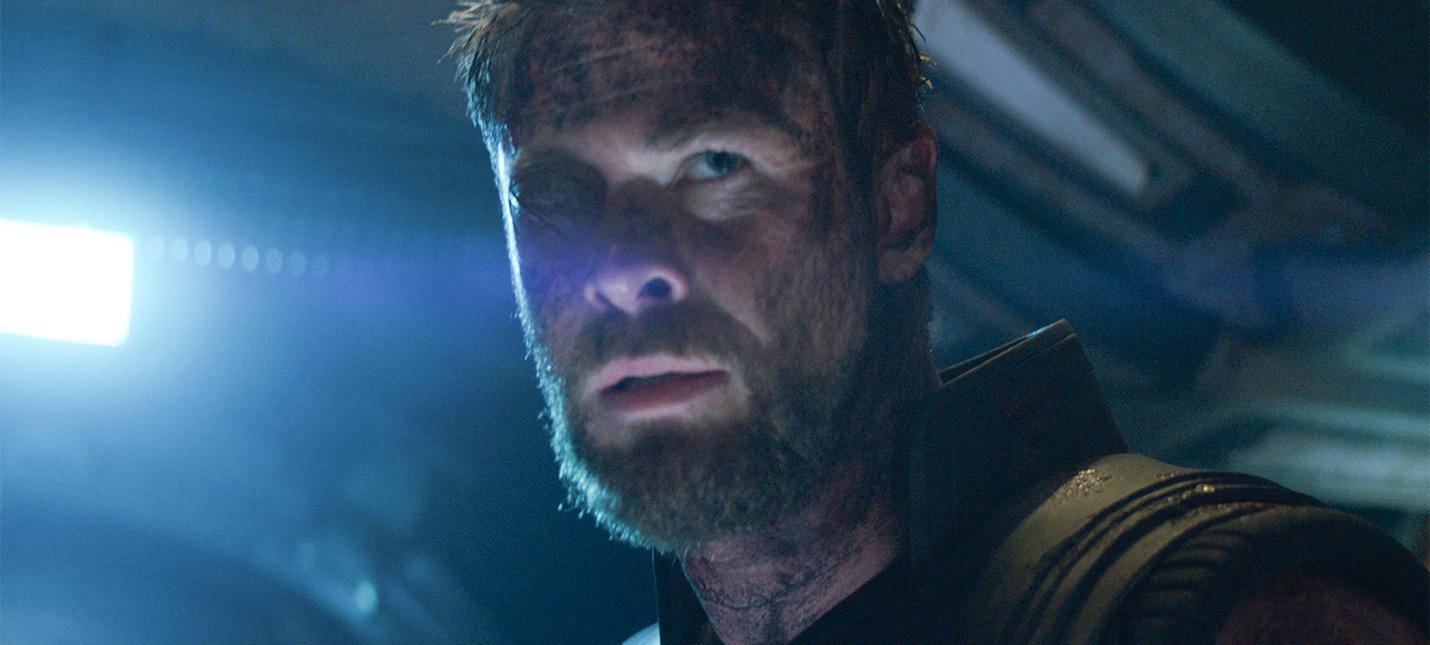 "Крис Хемсворт: ""Мстители 4"" будут еще более шокирующими"