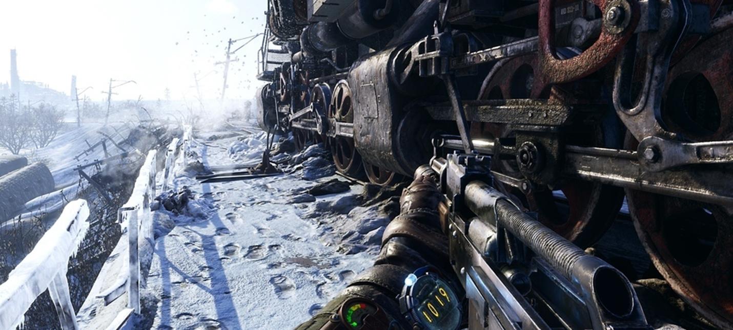 Несколько скриншотов Metro: Exodus утекли в сеть