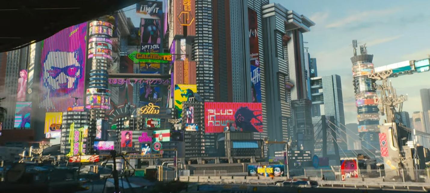 E3 2018: Бомба пошла — новый трейлер Cyberpunk 2077 абсолютно безумен