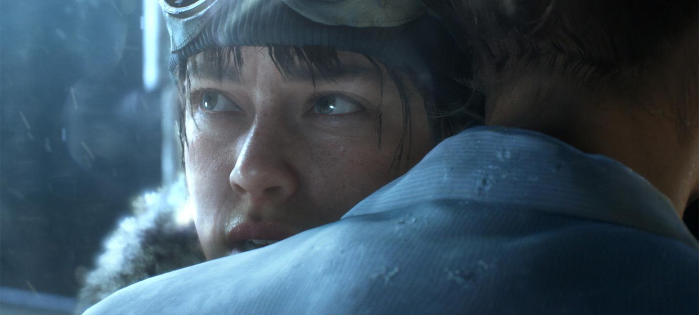 E3 2018: Красивые постановочные скриншоты Battlefield V