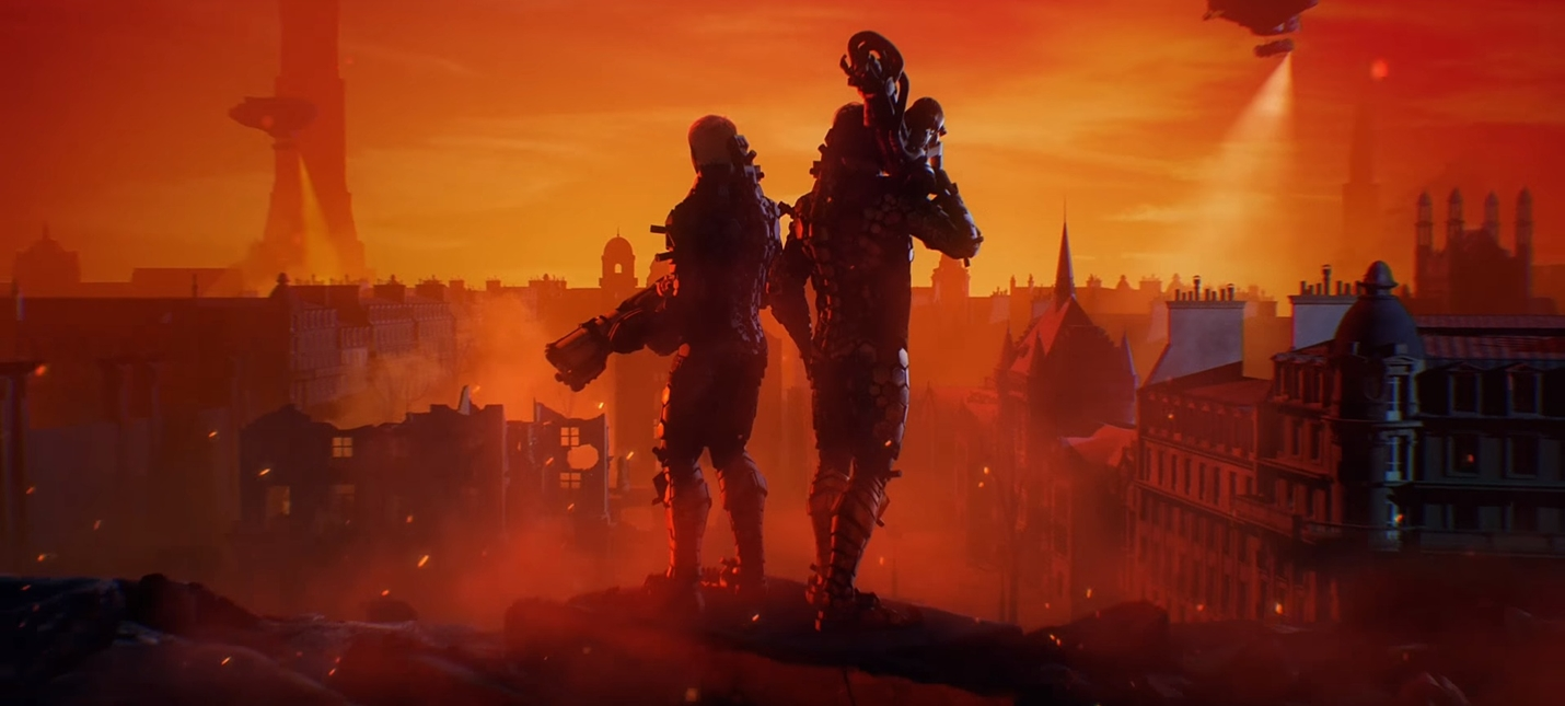 E3 2018: Wolfenstein: Youngblood — спин-офф о дочерях Бласковица