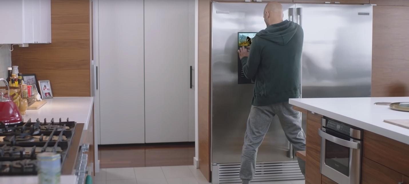 E3 2018: Bethesda умеет в самоиронию — Skyrim теперь точно есть на всех платформах